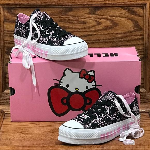 Converse Hello Kitty Clean Lift Ox
